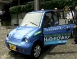 Voiture alimentee a  l'eau - Japanese company invents water fueled car