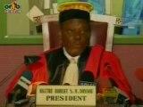Boni YAYI  président du Bénin