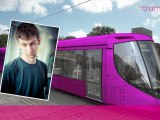 Le tramway rose