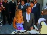 Michael Buble gets married - new pics