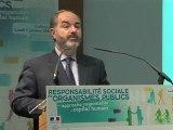 Colloque RSO : Introduction par Pierre-Marie Vidal et allocution d'ouverture par Georges Lefebvre