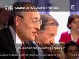 Stéphane Lhomme C dans l'air prévision risque nucléaire Japon Fukushima versus experts 5