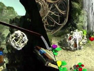 Trailer 3 de LEGO Pirates des Caraibes: Le jeu vidéo