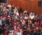 İHSANİDER'den Mehmet Akif ERSOY Konulu Gece (İSTİKLAL MARŞI ve Saygı Duruşu)