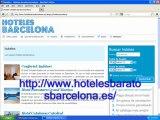 Hoteles baratos barcelona