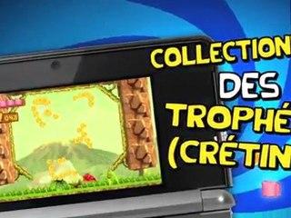 The Lapins Crétins 3D Trailer de lancement de The Lapins Crétins Retour vers le Passé 3D