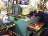 Marché aux Poissons de  Tsukiji Japon