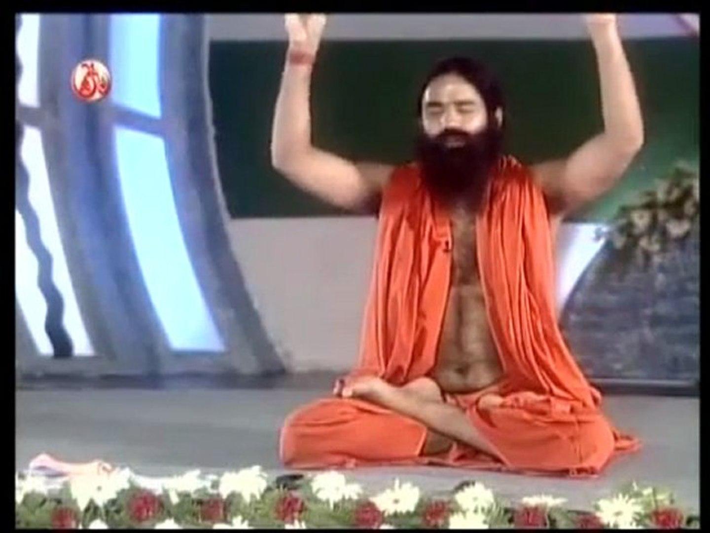 Baba Ramdev - Special Eye Exerises - English - Yoga Health Fitness