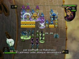 Stratégies de combat de Might and Magic Clash of Heroes
