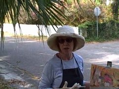 2011 OAA MELROSE FL DAY2 A CLOSE UP WITH MARGARET BAYALIS