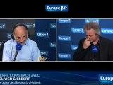 """Giesbert : """"Sarkozy, un personnage comique"""""""