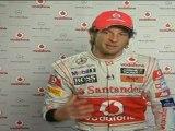 Video Jenson Button - Deutsch