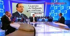 François Hollande invité du Grand Journal - Canal Plus - 04 avril 2011