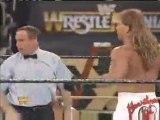 Dailymotion - Shawn Michaels vs. Razor Ramon, WM10, Part 1. - une vidéo Sports et Extrême