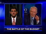 Rep. Paul Ryan on Federal Deficits and Budget Talks - ...