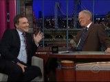 Norm MacDonald On Letterman