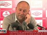 Ligue 1 : Lille domine Caen (3 à 1), Franck Dumas