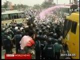 Bangladesh - Protestations islamistes