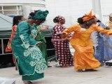 Fête du Quartier du Noyer Renard  Danses africaines