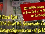 RX Sunglasses Sale $20 OFF-Glasses Cleaned Free Sacramento CA