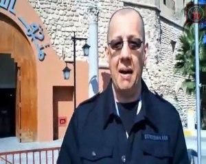 """[PCN-TV] Luc MICHEL : """"Le Monde arabe est en feu"""", Entretien avec PCN-TV ( Tripoli, le 7 Février 2011)"""