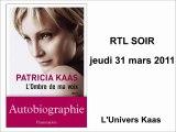Patricia Kaas - L'Ombre de ma voix - Emission du 31 mars 2011 (2)