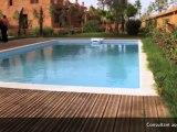 Piscine Maroc  : Construction-Rénovation-Entretien