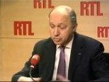 Laurent Fabius, ancien Premier ministre, députés socialist