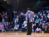 Junior Boogaloo in Popping Battle (Juste Debout)