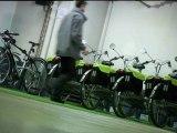 Green On - vélos électriques en libre-service - Emission de solutions France 2