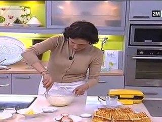 Choumicha Recettes - Gaufre et cake dessert pas cher