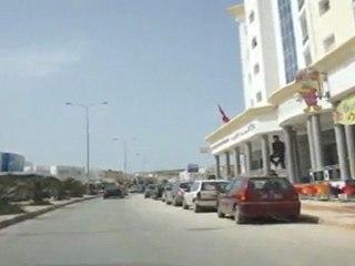 Tunis. La chanson MY WAY