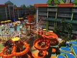 Nickelodeon Suites Resort Video Tour