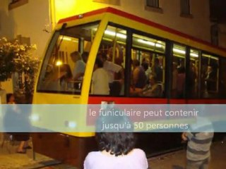 funiculaire de Viseu au portugal