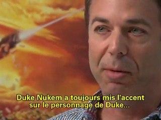 Duke Nukem Forever:  Trailer ' Behing the scene ' de Duke Nukem Forever