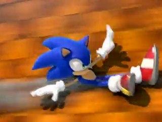Sonic Teaser 20th birthday de Sonic 2011
