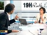 Invité Ruth Elkrief : Dominique Reynié