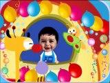 Arda KARAHAN 1.yaş günü animasyon videosu