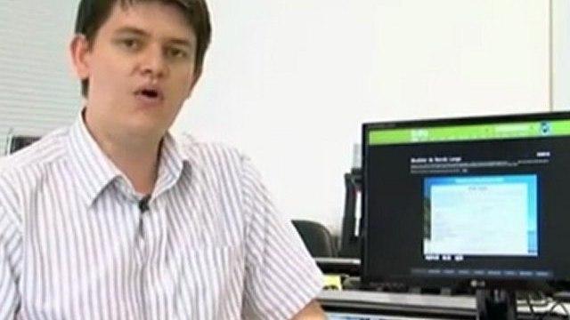 Como funciona o medidor de banda larga da INFO