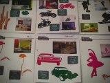 Stickers design - Trazegnies - Province du Hainaut