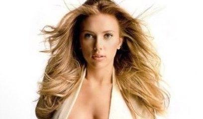Scarlett Johansson invente la gym sexy