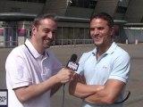 PSG : Interview de Laurent Robert sur Canal Supporters