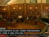 Parlamento de Kosovo elige a Atifete Jahjaga como presidenta