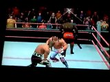 Smackdown vs Raw 2011 ~ Backlash ~United States Championship ~ Shawn Michaels vs Ezekiel Jackson vs British Bulldog
