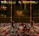 Killer Instinct SNES Version Orchid Part 1(1 Star Diffculty)