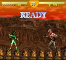 Killer Instinct SNES Version Orchid Part 1 (2 Stars Diffculty)