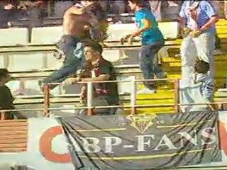 Gol de Verza  Rayo-Albacete