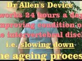 Reverse the Aging Process with the Best Anti-ageing Treatment of Your Back by Dr Allen
