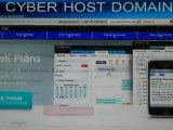 Discount Domain Names & Web Hosting Accounts at Cyber Host Domains