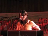 Intervention Christine Poupin , fête du NPA76 , 9 avril 2011